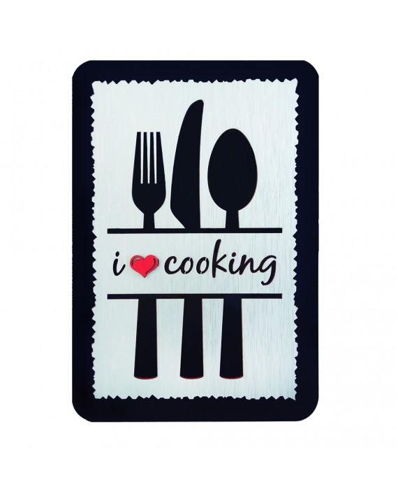 Quadro I Cooking - Marcel Haveroth
