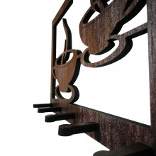 Porta Chave Café - Marcel Haveroth