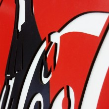 Quadro Coca Cola - Marcel Haveroth