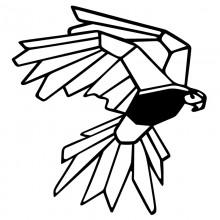 Escultura Pássaro - Marcel Haveroth