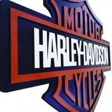 Quadro Harley - Marcel Haveroth