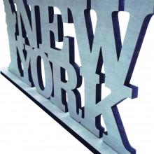 Palavra New York - Marcel Haveroth