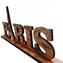 Palavra Paris - Marcel Haveroth