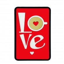 Quadro Love Café - Marcel Haveroth