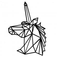 Escultura Unicórnio - Marcel Haveroth